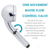 Bath Shower Head made in Japan. Water saving model, low MOQ, OEM available