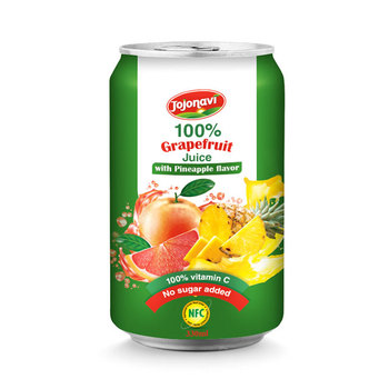 White grapefruit extract Juice with Pineapple flavor fruit juice distributors