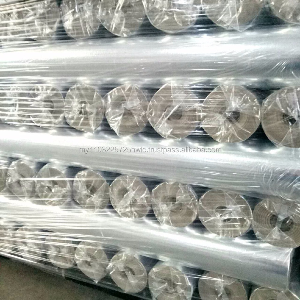 Paper foil for Roofing, Aluminum Foil Insulation Roll, Insulation Paper Foil (PM2)