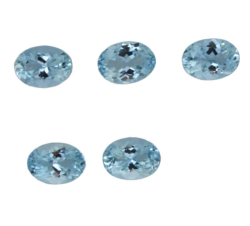oval cut wholesale lot natural aquamarine stone prices