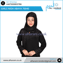 Children and Girls Nida 2017 Abaya Dubai/ Affordable Abaya