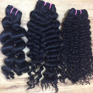 Cambodian Hair Vendors, 100% Human Hair Remy, Cambodian Hair Wavy Weave 8a Weft Hair
