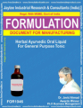 formula document for making Herbal Ayurvedic Oral Liquid For General Purpose Tonic