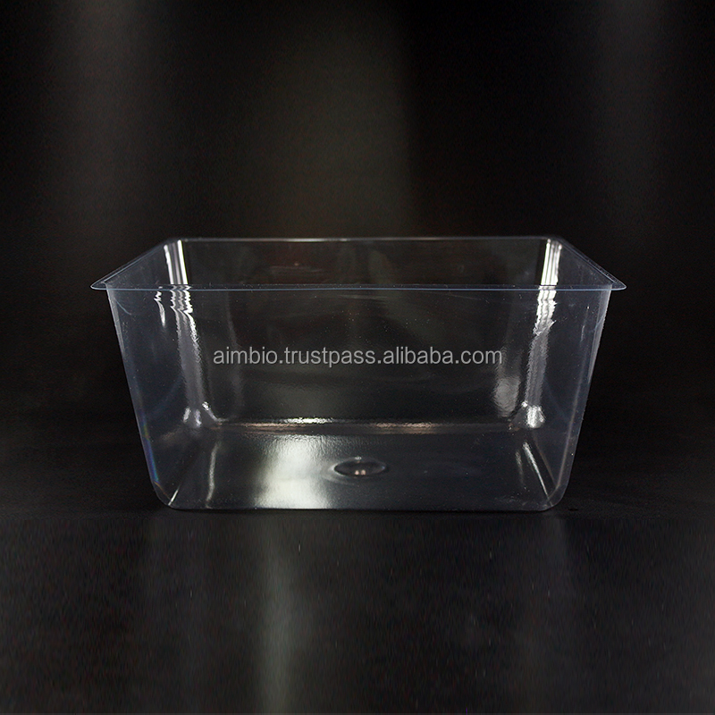 Laboratory Plastic Portable Mouse Cage Inner Cover for Single Use / No Wash / Low Labor Cost 0.5mm
