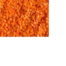 Quality Split Red Lentils & Red Whole Lentils from Canada FOR SALE