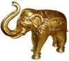 Elephant Brass Statue home decoration temple use