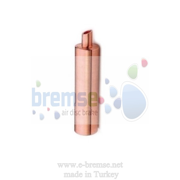High Quality for Volvo TD-100A TD-100B Copper Nozzle Holder Injector Sleeve Spare Part 467417