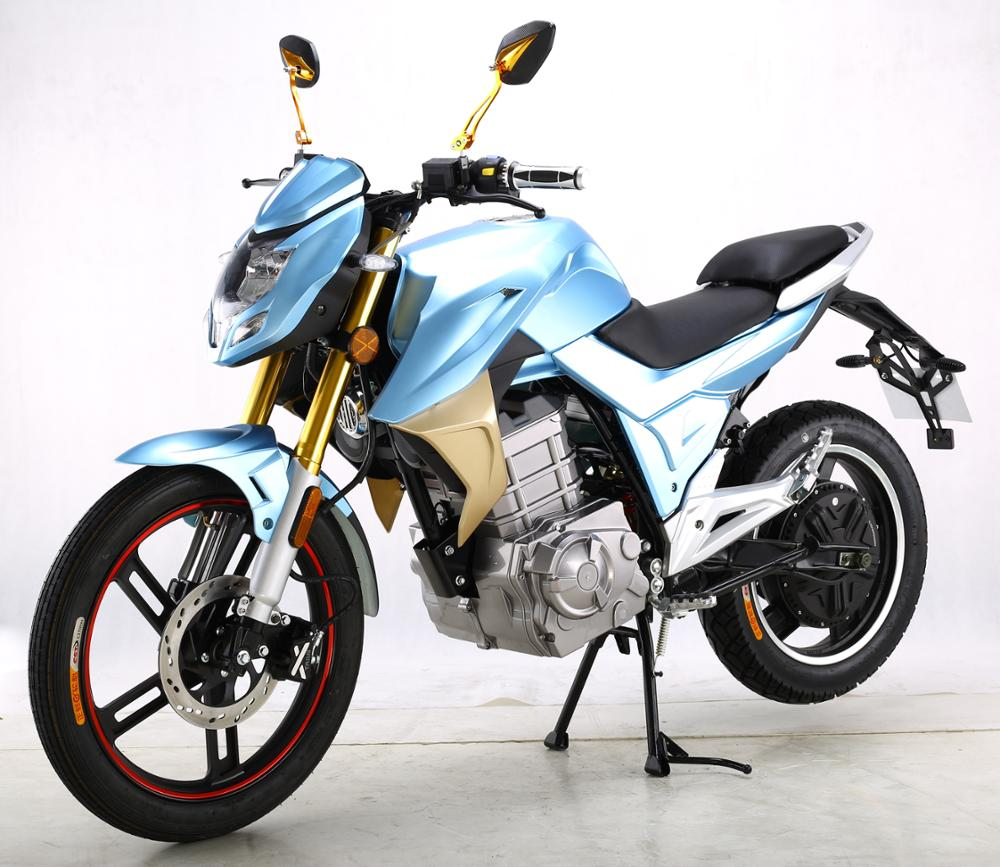2017 new model of electric motorcycle with 72V20AH 2000W for adults for sales