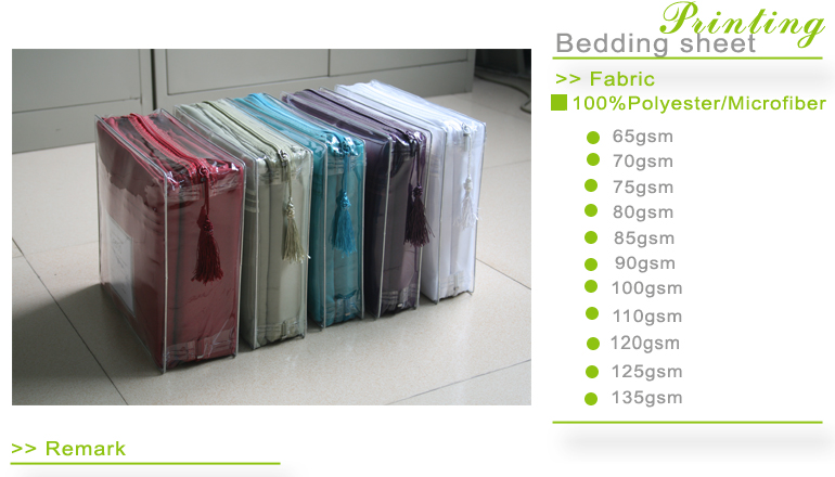 Premier 1800 Series 4pc Bed Sheet Set