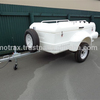 Trailer, Covered, Waterproof, for Camping, luggage, touring, produce rotomold Trailer
