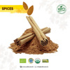 Organic Ceylon Cinnamon / True Cinnamon Powder