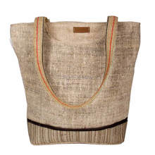 Fashionable Eco-friendly Hemp Shoulder Bag