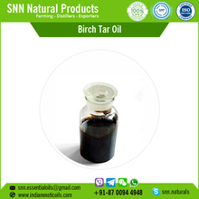 Fresh Organic Birch Tar Oil