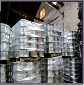 Aluminium Alloy Wheel Scrap Available for Sale