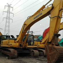 komatsu excavator PC 360 in used condition