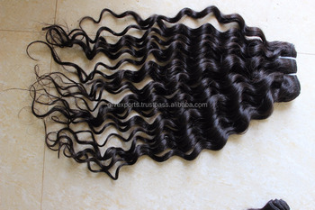 Top quality no chemical processed natural straight malaysian hair