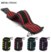 Crossfit Strength Training Best Workouts Wrist Wraps Powerlifting Gym Straps