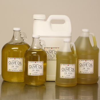 Grade A Olive Oil, Extra Virgin Organic Cold Pressed 100% Pure