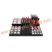 Creative Beauty Supply Store Make Up Store Counter Top Acrylic Eyeshadow Eyelash Cosmetic Display