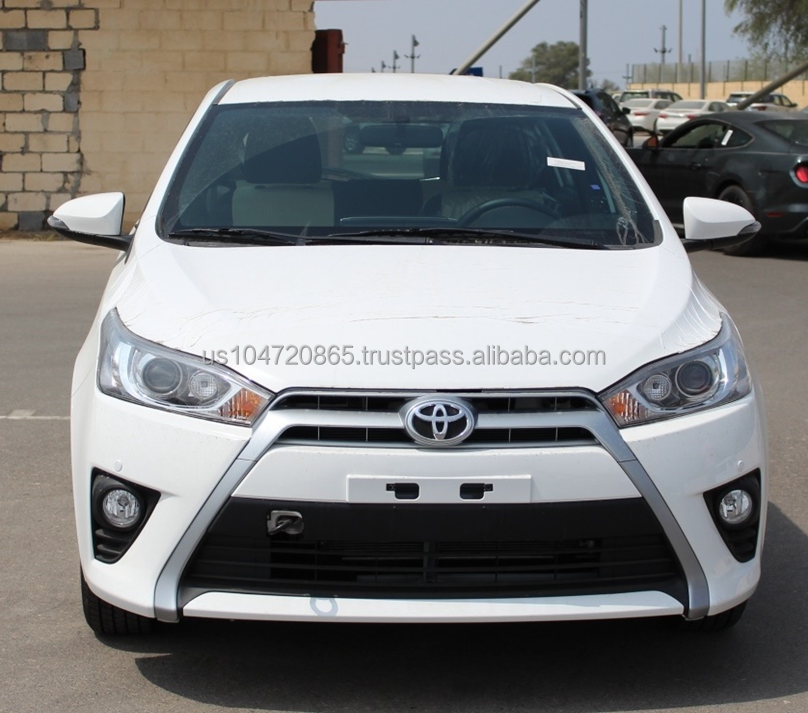 Toyota Yaris 1.5L Hatchback Full Option Model 2017 for Export Sale