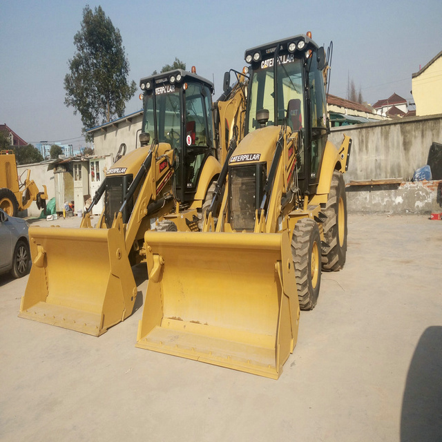 CAT 420F-II 2017 year new backhoe cane loader for sale in shanghai