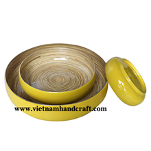 Best selling quality eco-friendly handmade vietnam bamboo home products
