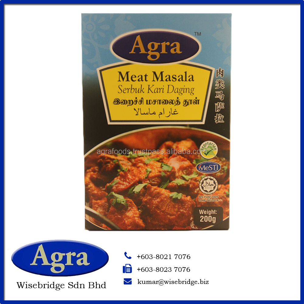 Agra Best Selling Meat Masala