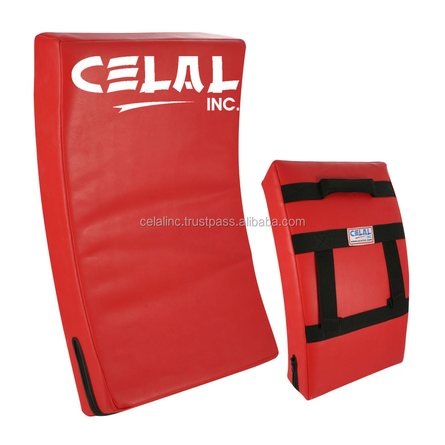 Curved Body Muay Thai Striking Kick Shield