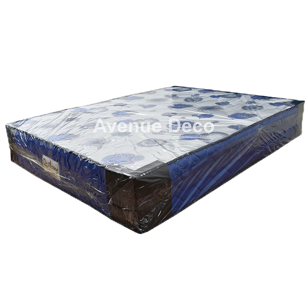 High Grade Deluxe Queen Size 10 Inch Chiropractic Spring Bed Mattress