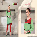 south cotton simple plain kurti designs designer kurti tops