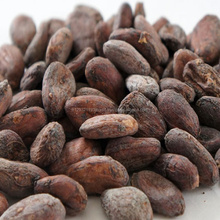 Dried Fermented cocoa beans