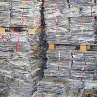 Mixed Waste Papers And Waste News