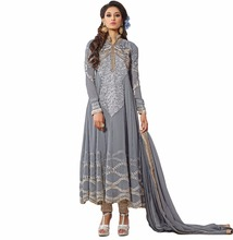 Designer Party Wear Long Anarkali Dress (anarkali dresses)