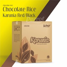 Chocolate Rice - Chocolate Rice Karunia