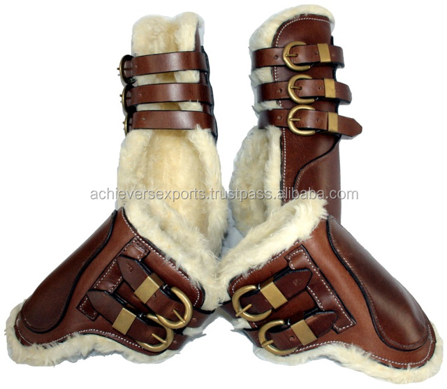 Leather Horse Boots | Equestrian Wholesale
