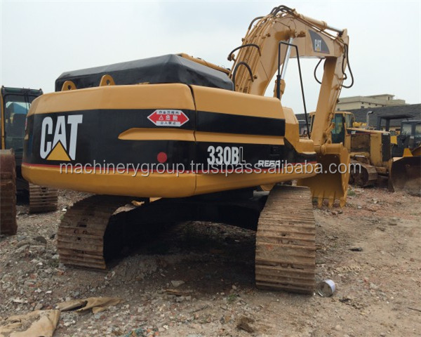 Used CAT 330 excavator 330bl excavator /caterpillar 330b excavator /cat 330c/cat 330d for sale