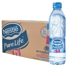NESTLE Mineral Water PURE LIFE 600/1500ml | Indonesia Origin