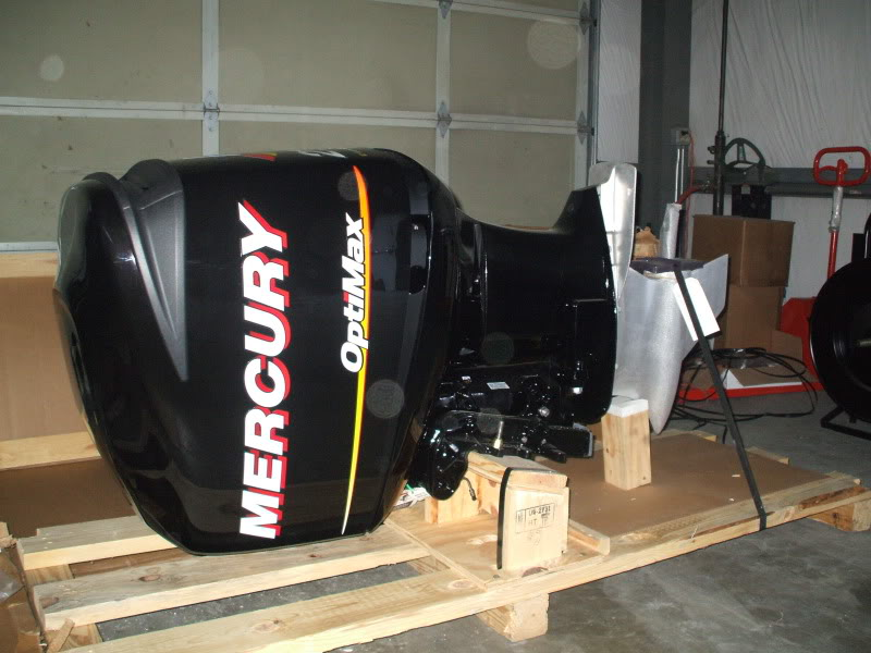 USED Mercury OptiMax 250HP Sport XS