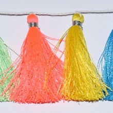 multi colour GARLAND GRD02