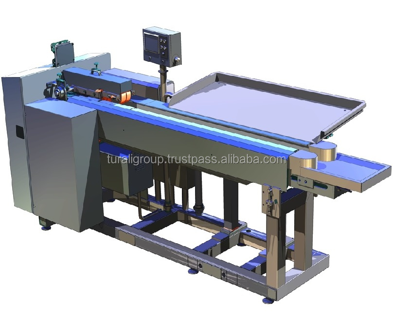 Automatic tuna packing machine