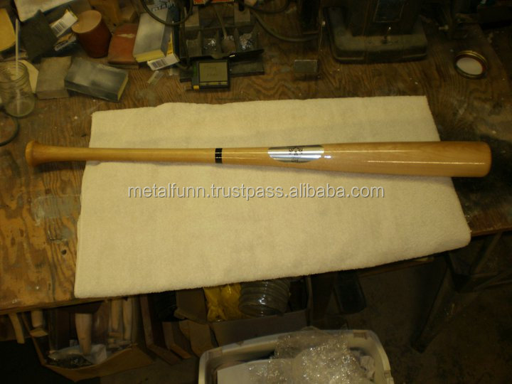 ASH WOOD BASEBALL & SOFTBALL BAT
