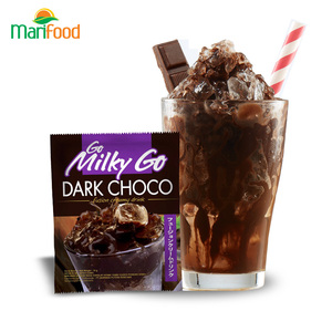 Go Milky Go Indonesia Dark Chocolate Chocolate Malt Drink Chocolate Powder
