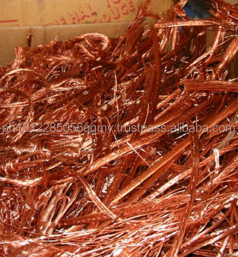 copper wire scrap from Factory