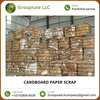 Waste Paper Cardboard Scrap Available At
