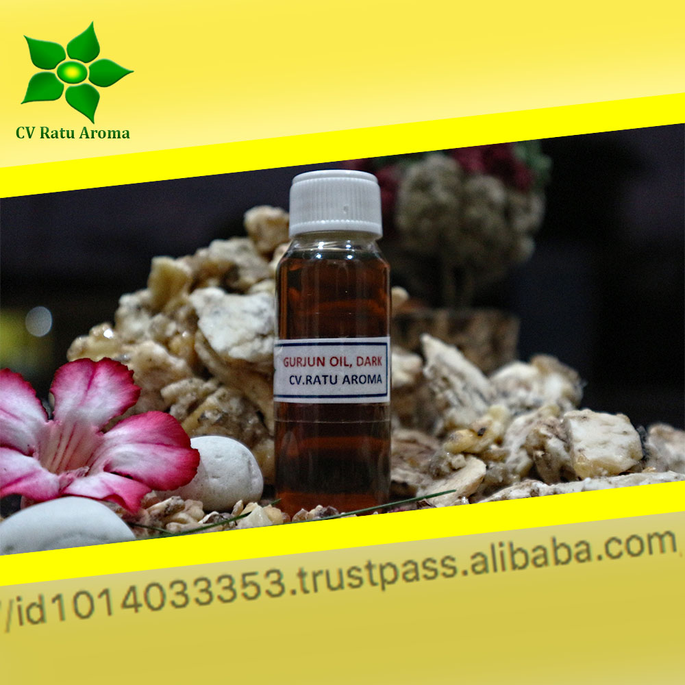 Pure and Natural Gurjun Balsam Essential Oil