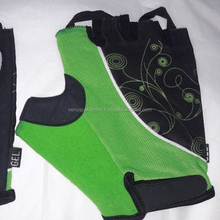 FLOWER SUBLIMATING CHILDREN CYCLING GLOVES/KIDS CYCLING GLOVES/YOUTH CYCLING GLOVES