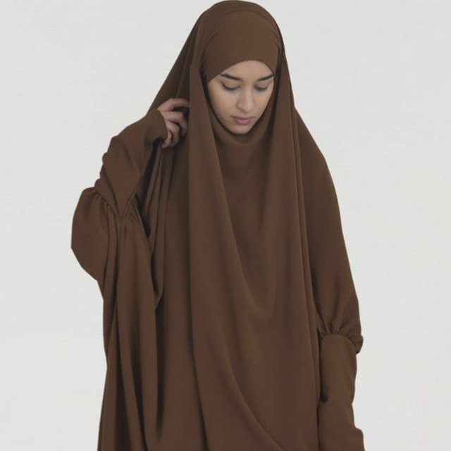 Jilbabs And Abayas 2 Pcs Dresses For Muslim Women