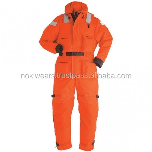 Fire Resistant FR suits for Oil and Gas firefighting uniforms flame retardant suits