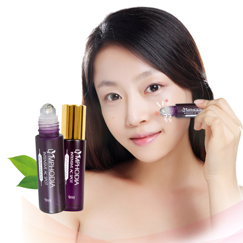 Korean Beauty Cosmetic Acne Treatment Skin Care LYMPHODIA INTENSIVE AC SPOT Acne Treatment