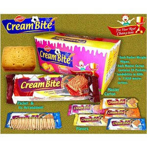 biscuits / cream sandwich biscuits